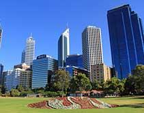 Perth de l'Australie