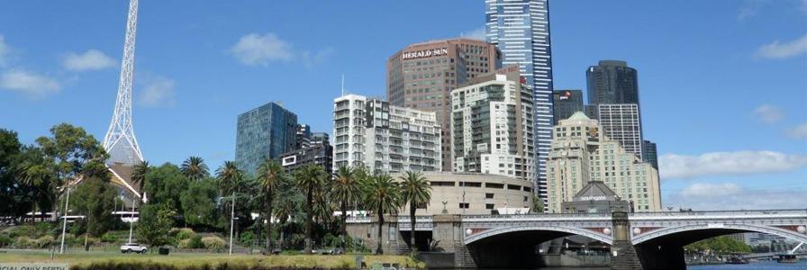 Architecture à Melbourne