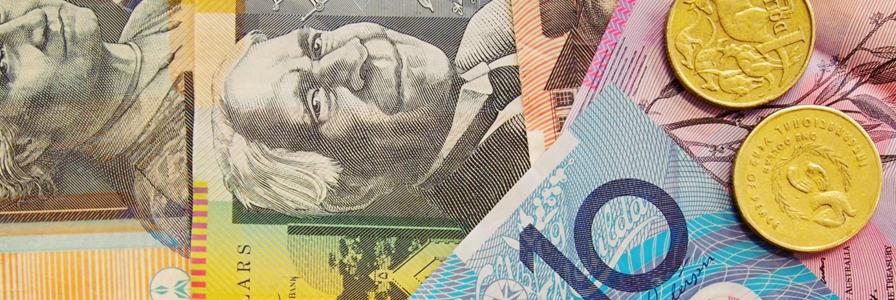Bureaux de change en Australie