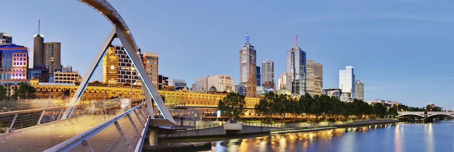 le climat à Melbourne