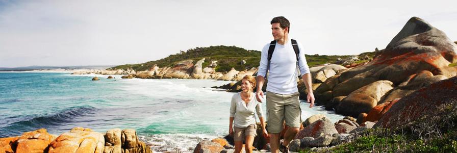 randonnée en Australie
