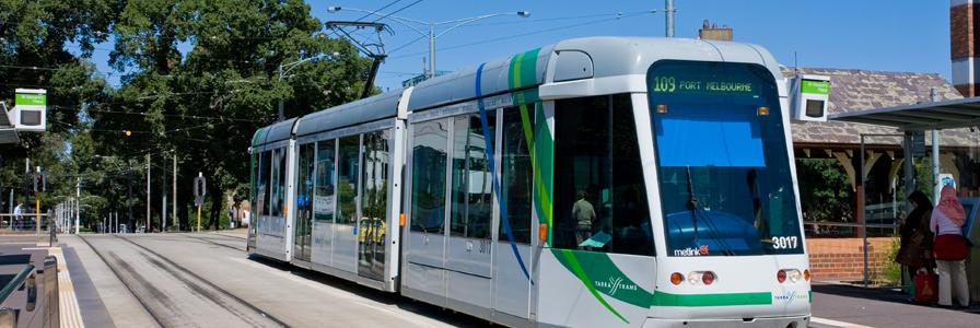 Prendre le tramway